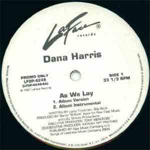 Dana Harris - As We Lay download